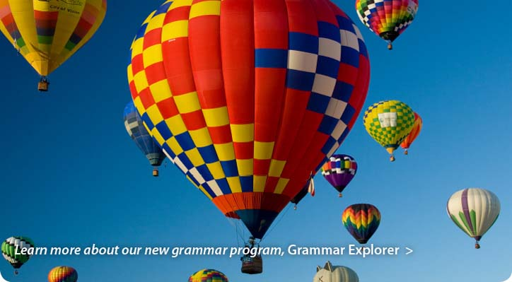 United States, learn more about Grammar Explorer