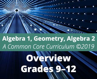 Big Ideas Math®: A Common Core Curriculum – Algebra 1, Geometry