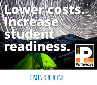 Discover your path. Pathways. Lower costs. Increase student readiness.