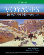 Voyages in World History, AP® Edition – NGL School Catalog