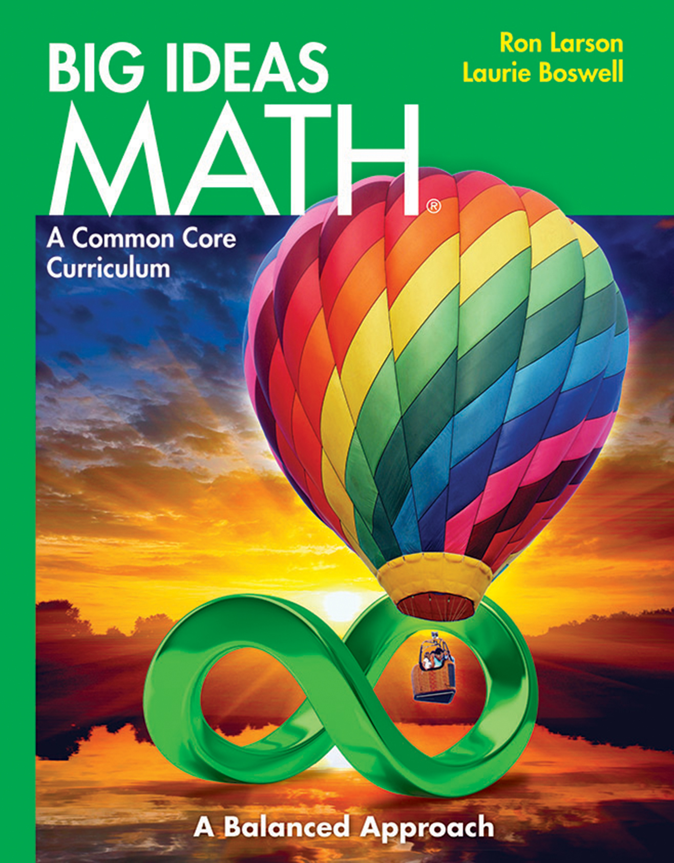 big ideas math green: a common core curriculum, student edition