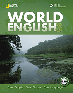 World English 3 with CDROM: Middle East Edition – NGL ELT