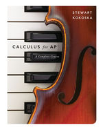 Calculus for AP®: A Complete Course – NGL School Catalog – Product