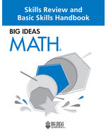 Big Ideas Math, Skills Review and Basic Skills Handbook – NGL School ...