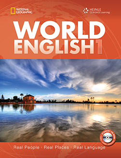 World English 1 with CDROM: Middle East Edition – NGL ELT