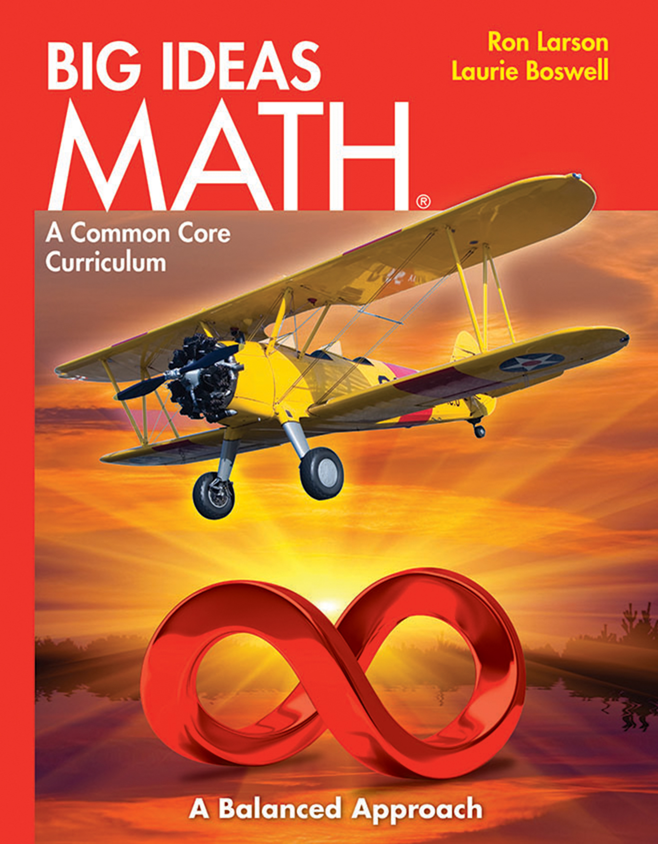 Big Ideas Math Red: A Common Core Curriculum, Student