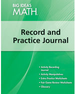 Big Ideas Math Green, Record and Practice Journal (1 year) – NGL ...