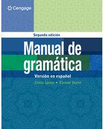 Manual de gramática: En español – NGL School Catalog