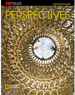Perspectives 3: Student Book/Online Workbook Package
