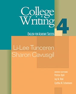 college writing format for papers
