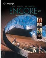 Encore Intermediate French