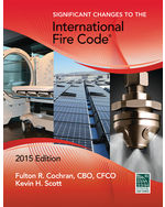 Significant Changes to the International Fire Code, 2015