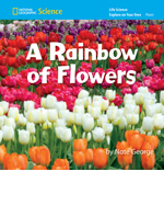 National Geographic Science K (Life Science: Plants): Explore on Your Own: A Rainbow of Flowers, 8-pack