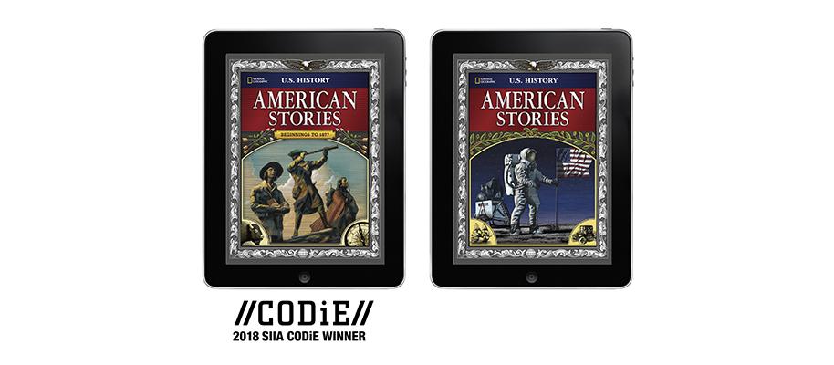 U.S. History American Stories – NGL School Catalog – Series ...