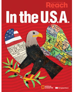 In the U.S.A.: Student Book with Practice Book Set