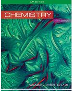 Chemistry, AP Edition