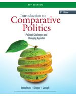 An Introduction to Comparative Politics, AP® Edition, 8th Edition