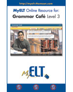 Grammar Cafe Level 3