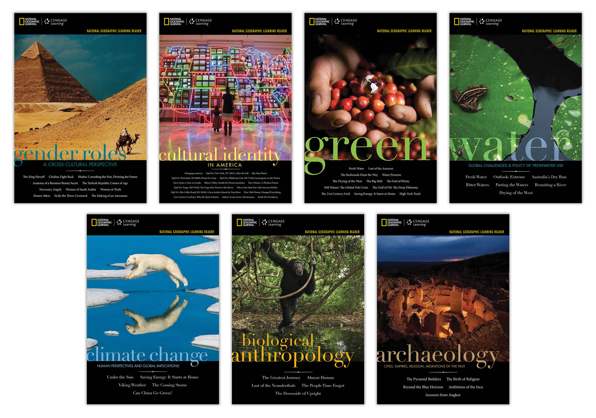National Geographic Learning Reader Series – NGL School