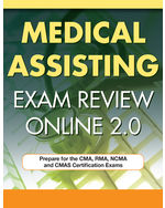 Medical Assisting Exam Review Online 2.0, 2 Terms (12 Months) Instant Access