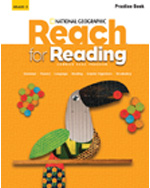 Reach for Reading 3: Practice Book