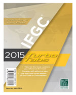 2015 International Fuel Gas Code® Turbo Tabs for Soft Cover