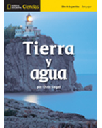 National Geographic Science 1-2 (Earth Science: Land and Water): Big Ideas Student Book, Spanish