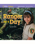 National Geographic Science 1-2 (Physical Science: Solids, Liquids, and Gases): Explore on Your Own: Ranger for a Day, 8-pack