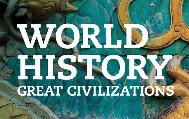 National Geographic World History: Great Civilizations