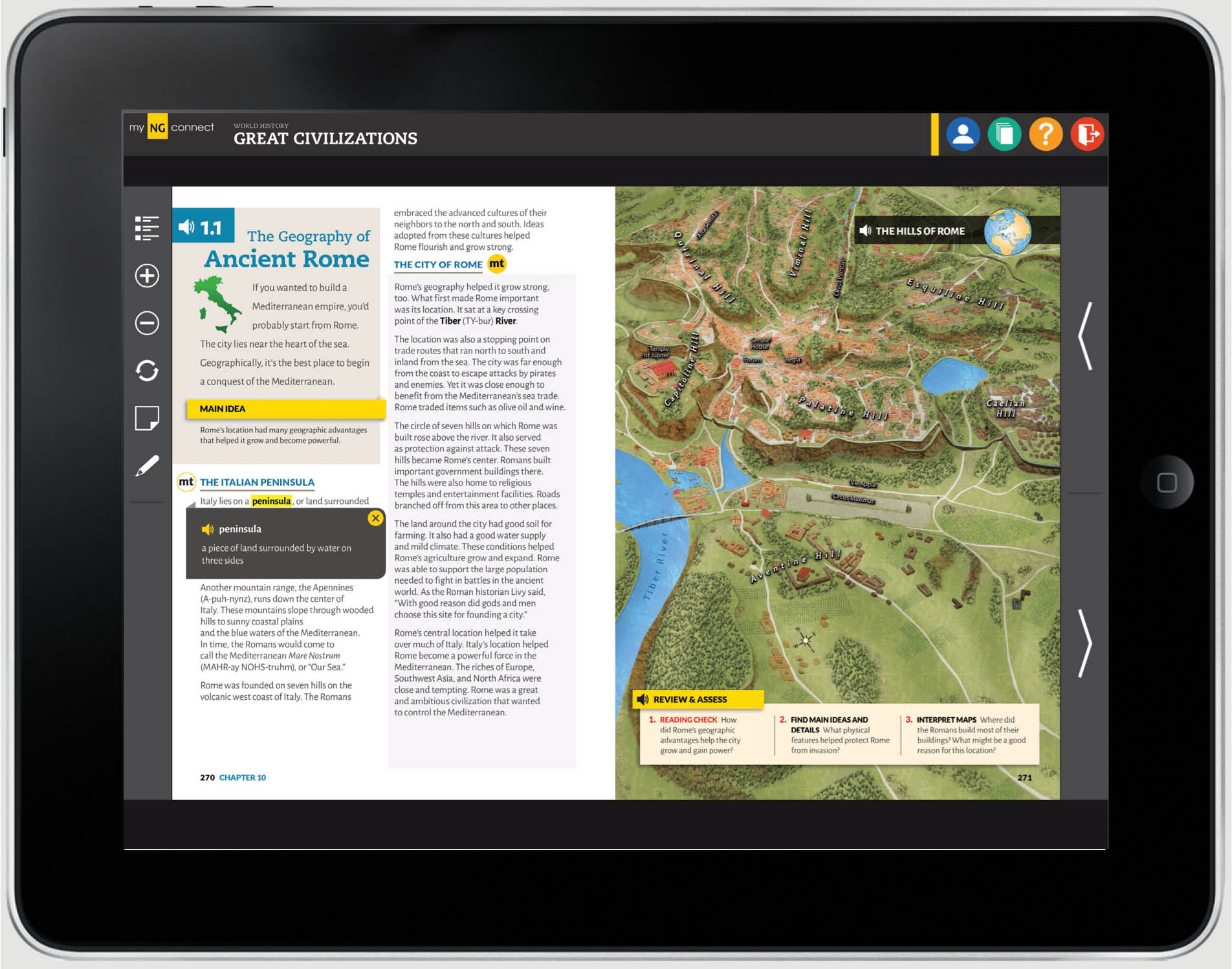 National geographic world history great civilizations ngl school myngconnect for students fandeluxe Choice Image