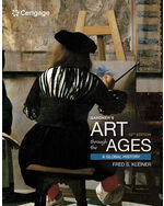 Gardner's Art Through The Ages, A Global History, 16th Edition
