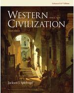 Western Civilization Since 1300, Enhanced AP® Edition, 10th Edition