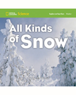 National Geographic Science 1-2 (Earth Science: Weather): Explore on Your Own: All Kinds of Snow, 8-pack