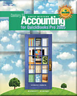 South-Western Accounting for QuickBooks® Pro 2005