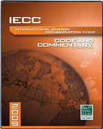 2009 International Energy Conservation Code Commentary CD