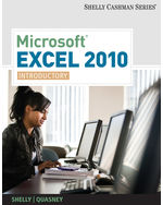 Microsoft® Excel 2010: Introductory