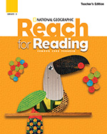 Reach for Reading 3: Teacher's Edition Set (8 Volumes)