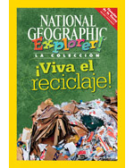 Explorer Books (Pathfinder Spanish Science: Physical Science): ¡Viva el reciclaje!, 6-pack