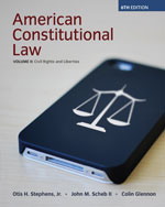 American Constitutional Law, Volume II