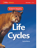National Geographic Science 1-2 (Life Science: Life Cycles): Science Inquiry Book, 8-pack