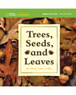 National Geographic Science 1-2 (Life Science: Plants and Animals): Explore on Your Own: Trees, Seeds, and Leaves, 8-pack