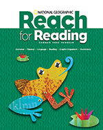 Reach for Reading K (Read On Your Own Books): eBooks (6-year license) + myNGConnect (6-year license)