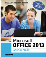 Microsoft® Office 2013: Introductory