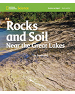 National Geographic Science 1-2 (Earth Science: Rocks and Soil): Become an Expert: Rocks and Soil Near the Great Lakes, 8-pack
