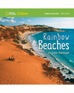 National Geographic Science 1-2 (Earth Science: Rocks and Soil): Explore on Your Own: Rainbow Beaches, 8-pack
