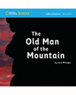 National Geographic Science 1-2 (Earth Science: Rocks and Soil): Explore on Your Own: The Old Man of the Mountain, 8-pack