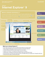 Windows Internet Explorer 9 CourseNotes