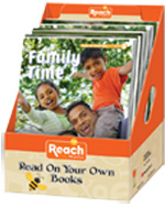 Reach into Phonics 1 (Read On Your Own Books): Single-Copy Set