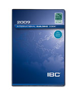 2009 International Building Code (PDF CD) - Single Seat