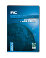 2009 International Residential Code Commentary CD, Volume 1 and 2